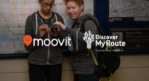 Discover My Route Moovit