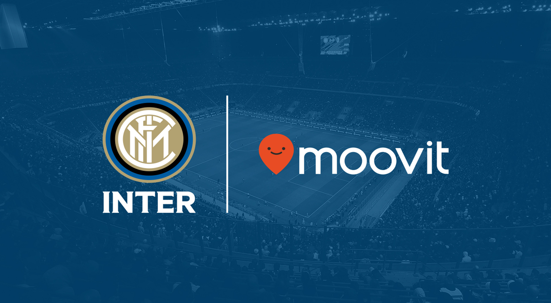 Moovit - Inter Milan partnership