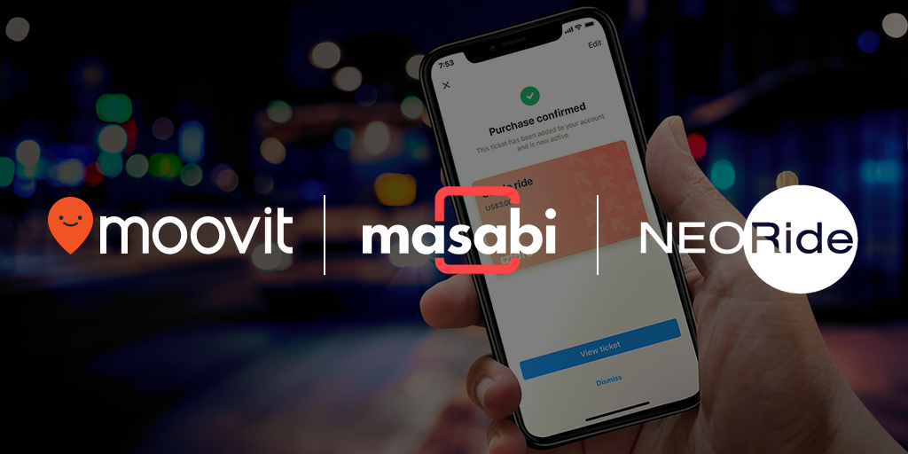 masabi neoride ezfare mobile ticketing integration