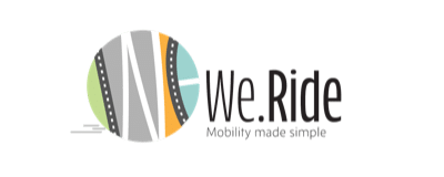 We.Ride logo