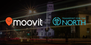 Moovit Transport for North Partnership Announcement