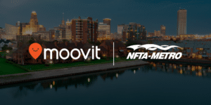 NFTA-Metro and Moovit Partner for Contactless Payment Solution