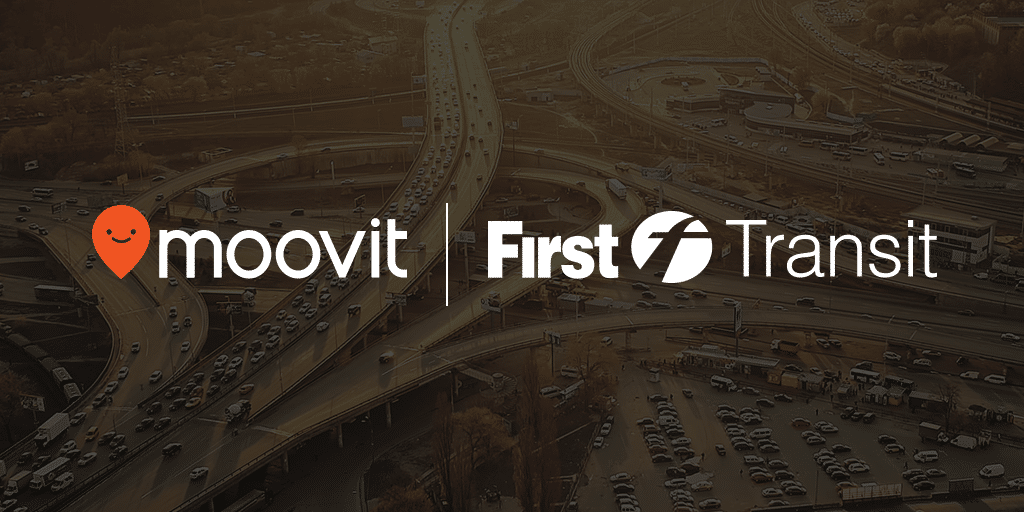 First Transit and Moovit MaaS Solutions Partnership Blog Announcement